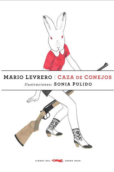 CAZA DE CONEJOS. LEVRERO, MARIO