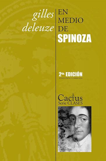 EN MEDIO DE SPINOZA. DELEUZE, GILLES