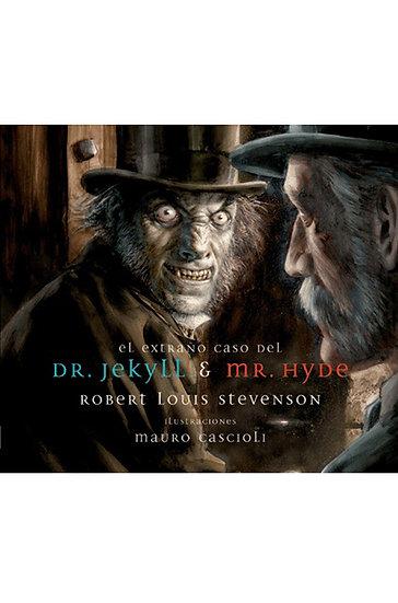 EL EXTRAÑO CASO DE DR. JEKYLL Y MR. HYDE. STEVENSON, ROBERT L.