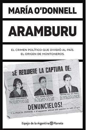ARAMBURU. O´DONNELL, MARÍA
