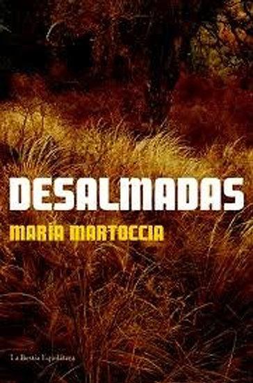 DESALMADAS. MARTOCCIA, MARÍA