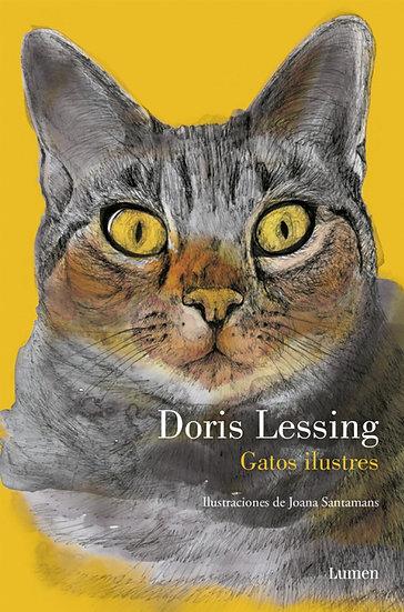 GATOS ILUSTRES. LESSING, DORIS