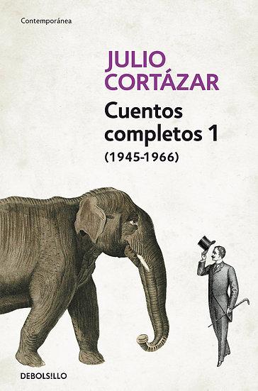CUENTOS COMPLETOS I. CORTÁZAR, JULIO