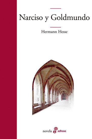 NARCISO Y GOLDMUNDO. HESSE, HERMANN