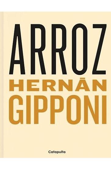 ARROZ. GIPPONI, HERNÁN
