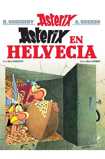 ASTERIX EN HELVECIA. GOSCINNY, R. - UDERZO, A.