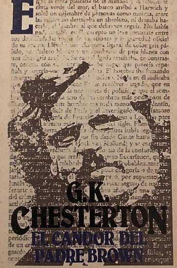 EL CANDOR DEL PADRE BROWN. CHESTERTON, G.K.