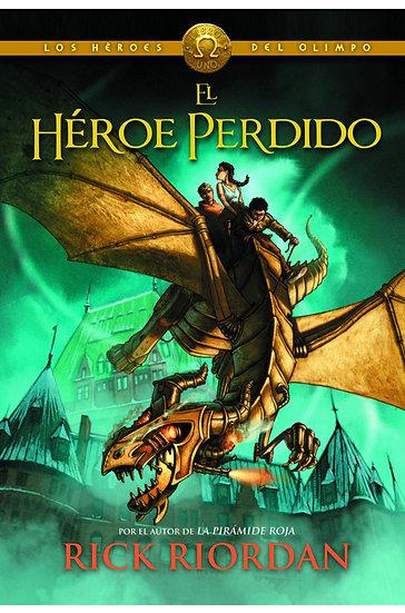 EL HÉROE PERDIDO (LOS HÉROES DEL OLIMPO 1). RIORDAN, RICK