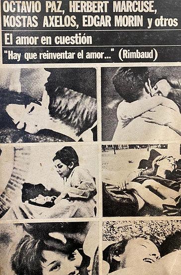 EL AMOR EN CUESTIÓN. VV.AA.