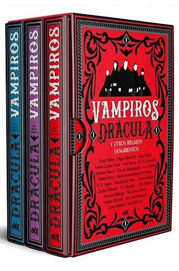 VAMPIROS: DRÁCULA Y OTROS RELATOS SANGRIENTOS. VV.AA.