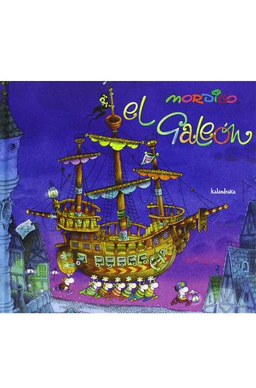 EL GALEÓN. MORDILLO