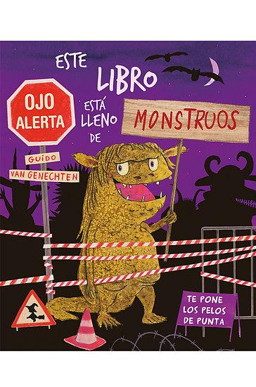 ESTE LIBRO ESTÁ LLENO DE MONSTRUOS. VAN GENECHTEN, GUIDO