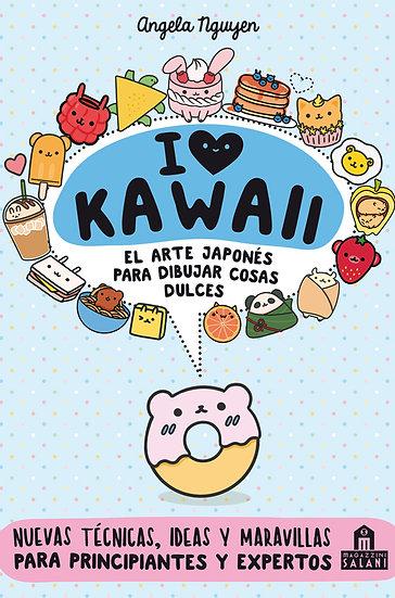 I LOVE KAWAII. NGUYEN, ANGELA