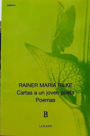 CARTAS A UN JOVEN POETA / POEMAS. RILKE, RAINER MARIA