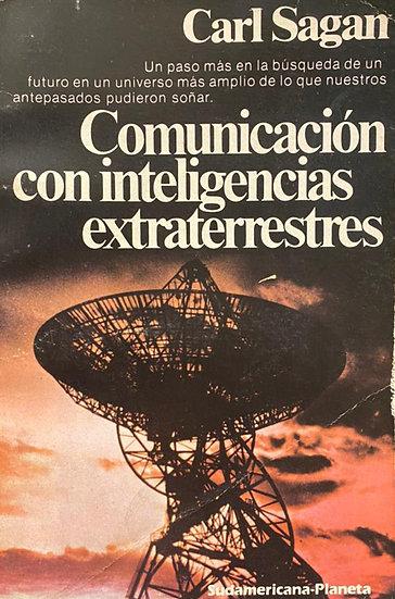 COMUNICACIÓN CON INTELIGENCIAS EXTRATERRESTRES. SAGAN, CARL