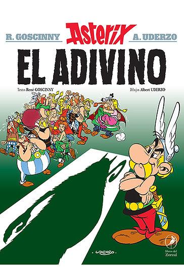 ASTERIX: EL ADIVINO. GOSCINNY, R. - UDERZO, A.