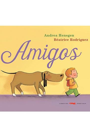 AMIGOS. HENSGEN, ANDREA
