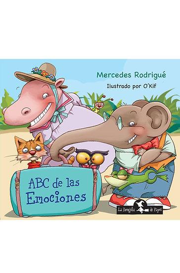 ABC DE LAS EMOCIONES. RODRIGUÉ, MERCEDES