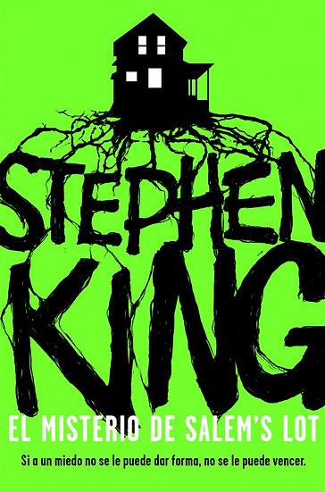 EL MISTERIO DE SALEM´S LOT. KING, STEPHEN