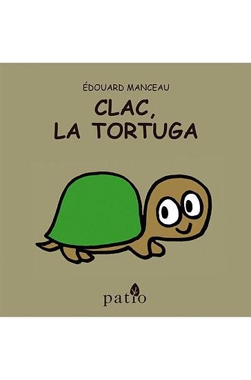CLAC, LA TORTUGA. MANCEAU, ÉDOUARD