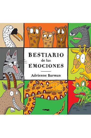 BESTIARIO DE LAS EMOCIONES. BARMAN, ADRIENNE