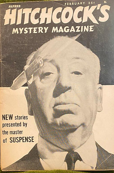 ALFRED HITCHCOCK´S MYSTERY MAGAZINE. VV.AA.