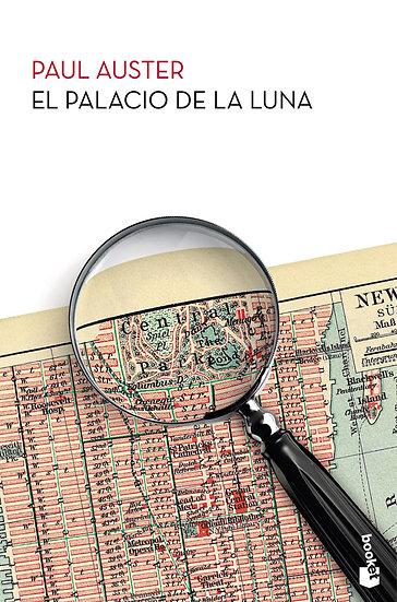 EL PALACIO DE LA LUNA. AUSTER, PAUL