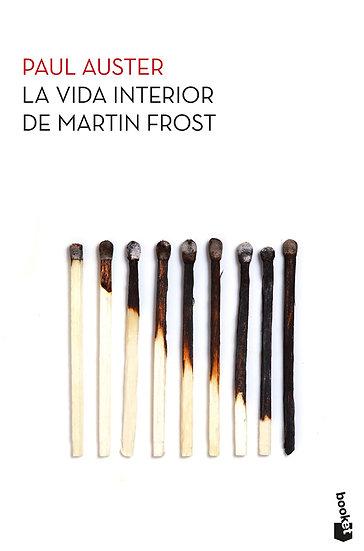 LA VIDA INTERIOR DE MARTIN FROST. AUSTER, PAUL