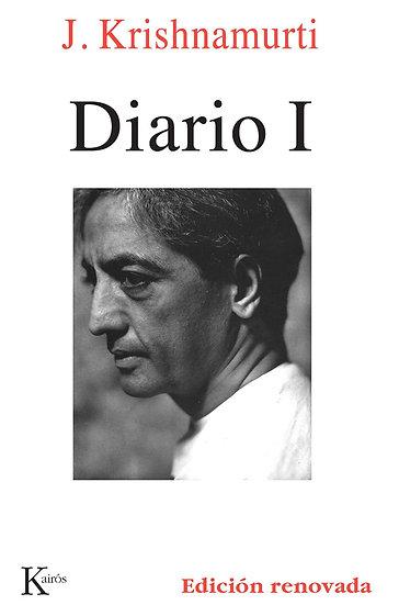 DIARIO I. KRISHNAMURTI, J.