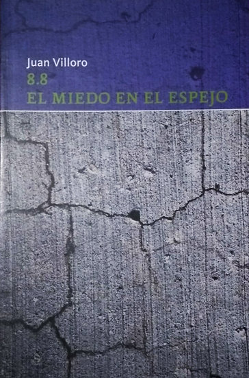 8.8: EL MIEDO EN EL ESPEJO. VILLORO, JUAN