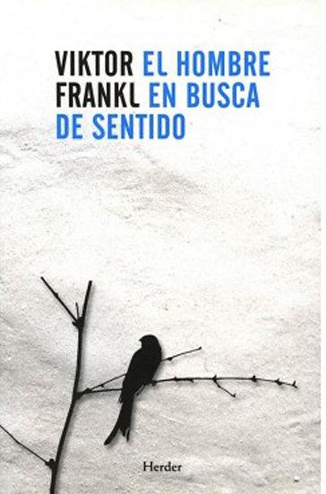 EL HOMBRE EN BUSCA DE SENTIDO. FRANKL, VIKTOR