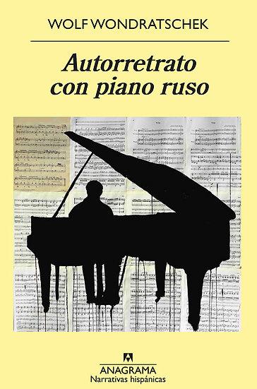AUTORRETRATO CON PIANO RUSO. WONDRATSCHEK, WOLF