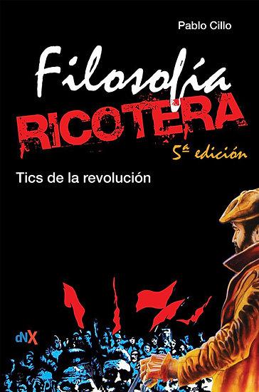 FILOSOFÍA RICOTERA. CILLO, PABLO