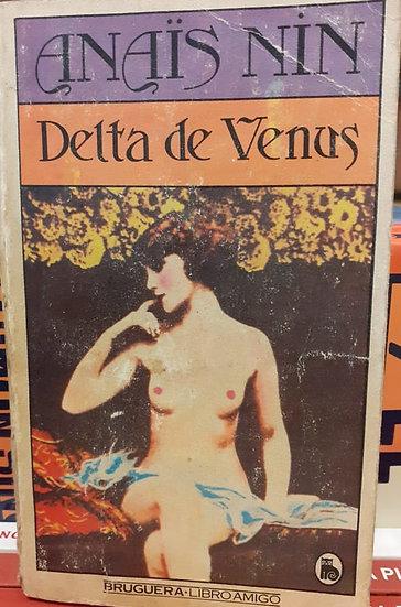 DELTA DE VENUS. NIN, ANAÏS