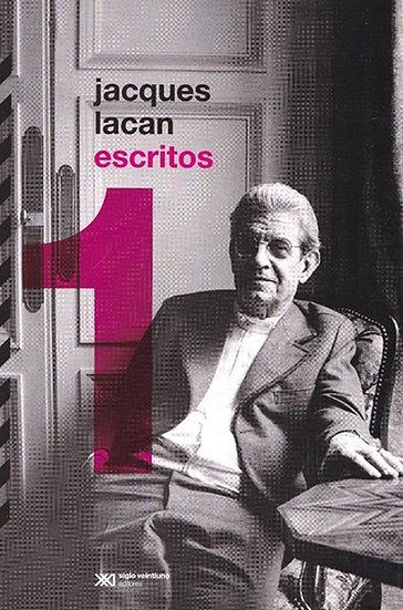 ESCRITOS 1. LACAN, JACQUES