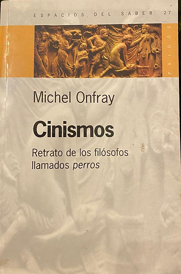 CINISMOS. ONFRAY, MICHEL