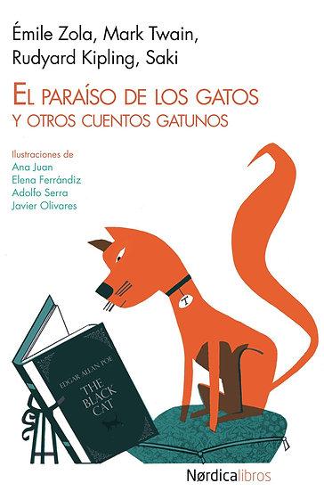EL PARAÍSO DE LOS GATOS Y OTROS CUENTOS GATUNOS. VV.AA.