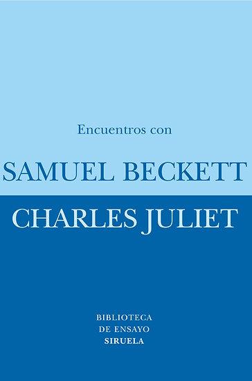 ENCUENTROS CON SAMUEL BECKETT. JULIET, CHARLES