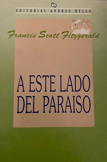 A ESTE LADO DEL PARAÍSO. FITZGERALD, F.S.