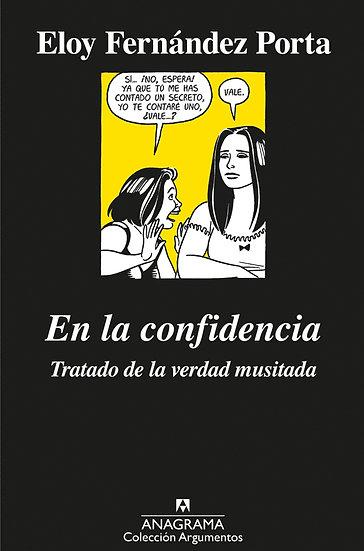 EN LA CONFIDENCIA. FERNÁNDEZ PORTA, ELOY