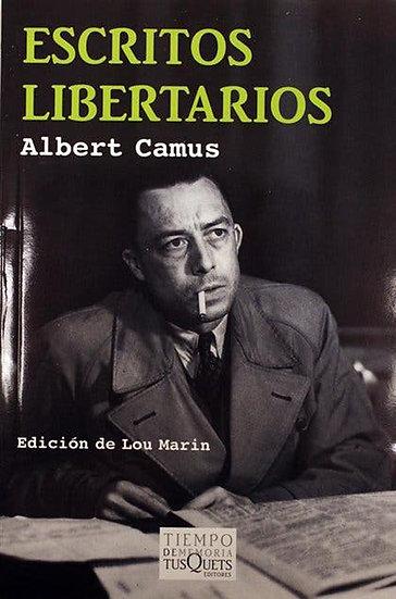 ESCRITOS LIBERTARIOS. CAMUS, ALBERT