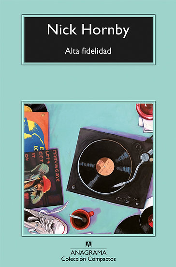 ALTA FIDELIDAD. HORNBY, NICK