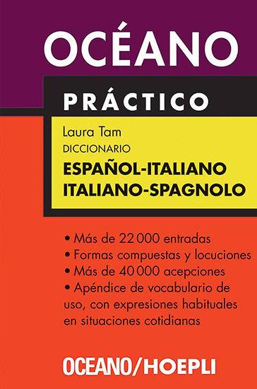 DICCIONARIO ITALIANO-ESPAÑOL (OCÉANO PRÁCTICO)