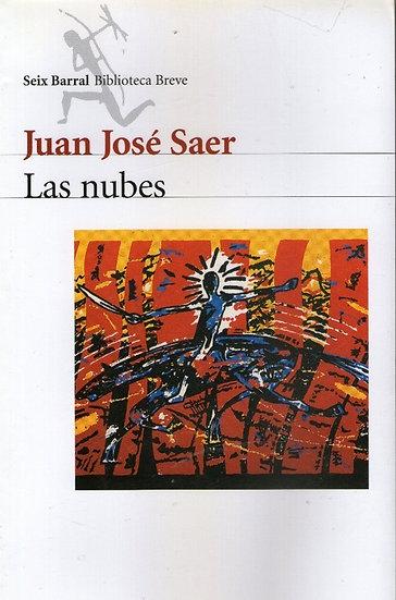 LAS NUBES. SAER, JUAN JOSÉ
