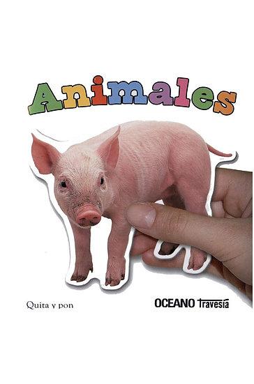 ANIMALES (QUITA Y PON)