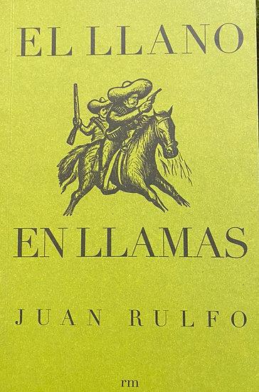 EL LLANO EN LLAMAS. RULFO, JUAN
