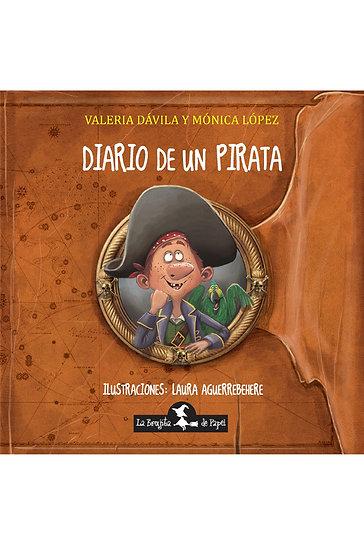 DIARIO DE UN PIRATA. DÁVILA, VALERIA - LÓPEZ, MÓNICA