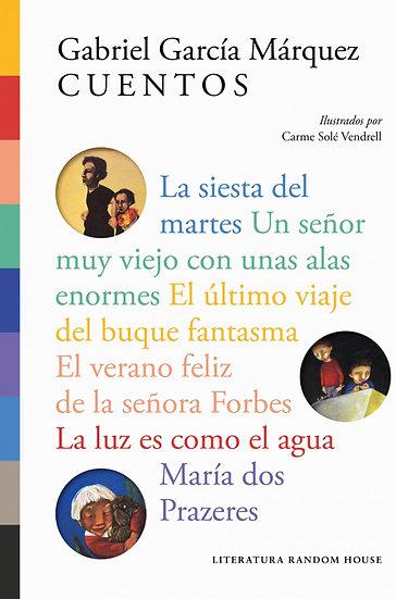 CUENTOS. GARCÍA MÁRQUEZ, GABRIEL