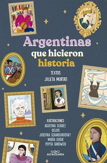 ARGENTINAS QUE HICIERON HISTORIA. MORTATI, JULIETA