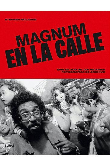 MAGNUM EN LA CALLE. MCLAREN, STEPHEN